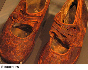 Titanic Artifacts: Shoes